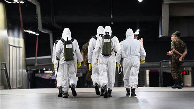 Brezilya'da Kovid-19 nedeniyle ölenlerin sayısı 299'a ulaştı