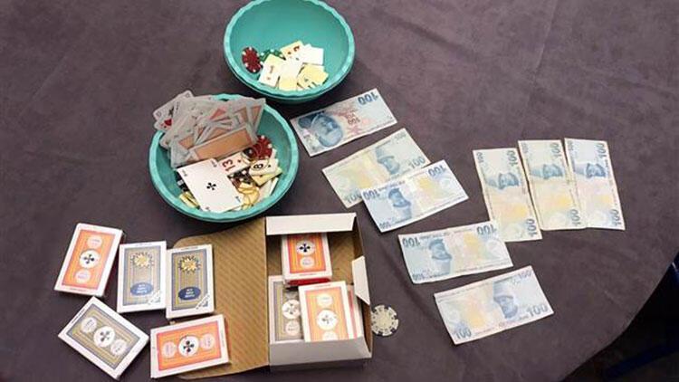 Jandarmadan kumar baskını