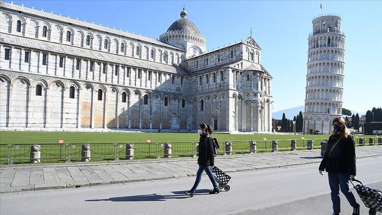 Son dakika haberi: İtalya'da corona virüsten can kaybı 14 bin 681'e yükseldi