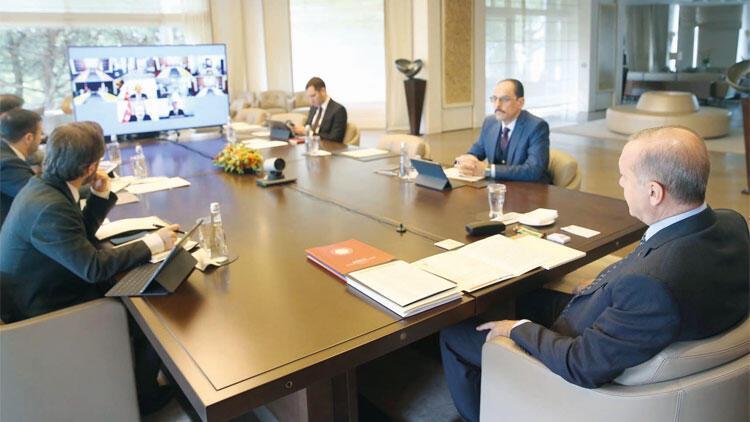 Erdoğan'dan başkanlara koronavirüs talimatları