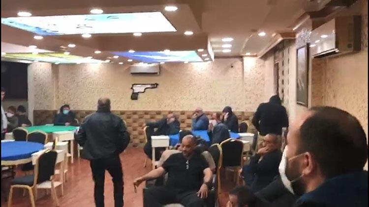 Esenyurt'ta yasağa rağmen faaliyetini sürdüren kahvehane mühürlendi