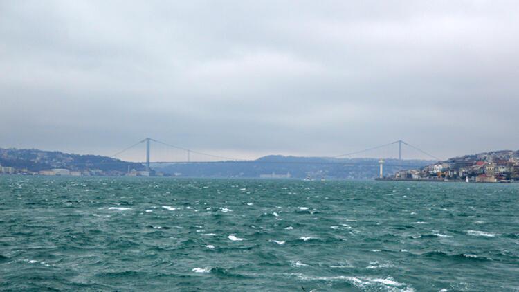 İstanbul için dün 'turuncu' alarm verilmişti! Ağaç devrildi, şiddetli rüzgar var