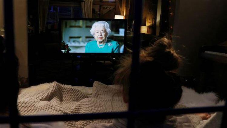 Kraliçe Elizabeth: 'Bu savaşta mücadeleyi kazanacağız'