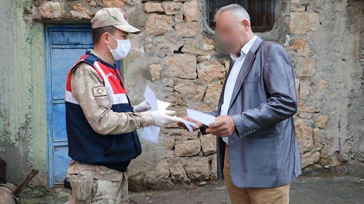 Siirt'te 2 köy ve 3 mezrada koronavirüs karantinası