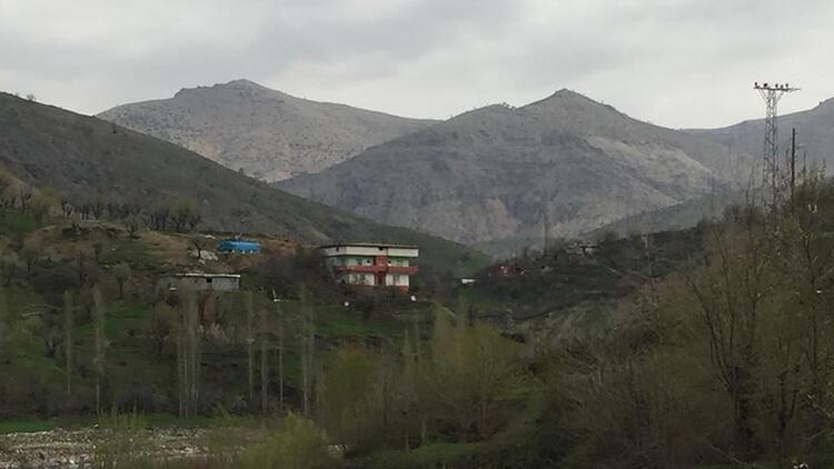 Sason'un Ergüne köyü karantina altına alındı