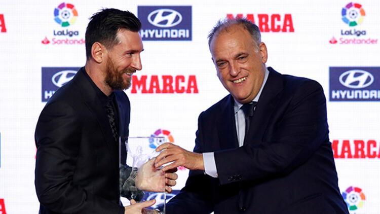 İspanya La Liga devam edecek mi? Başkandan corona virüs açıklaması