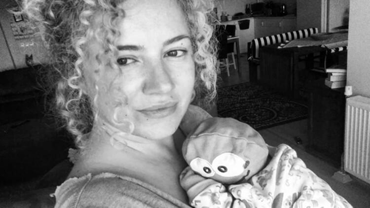 Oyuncu Pınar Aydın'dan güzel haber geldi: Hoş geldin bebeğim