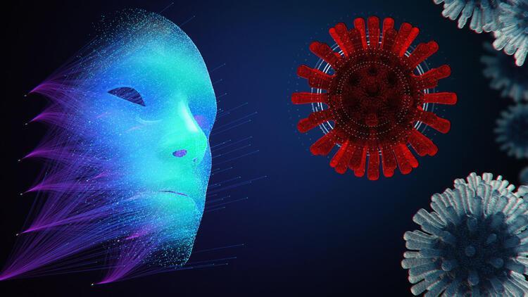 Koronavirüs hakkındaki soruları yapay zeka yanıtladı