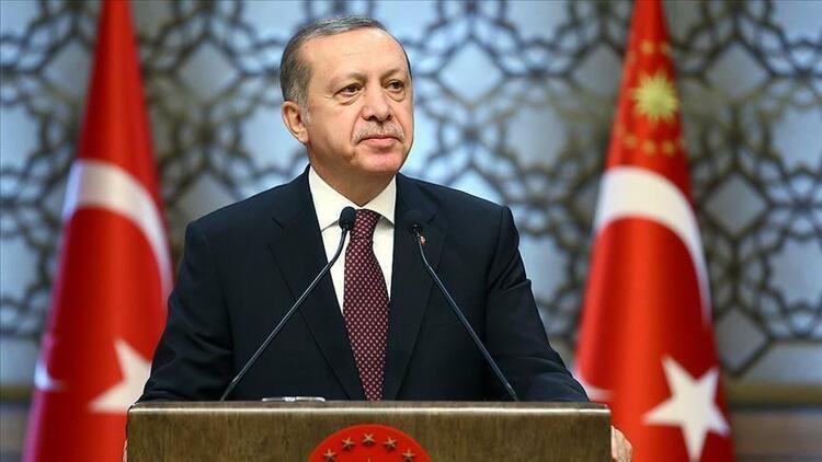 Cumhurbaşkanı Erdoğan, TRT'nin kuruluşunun 56. yıl dönümünü kutladı