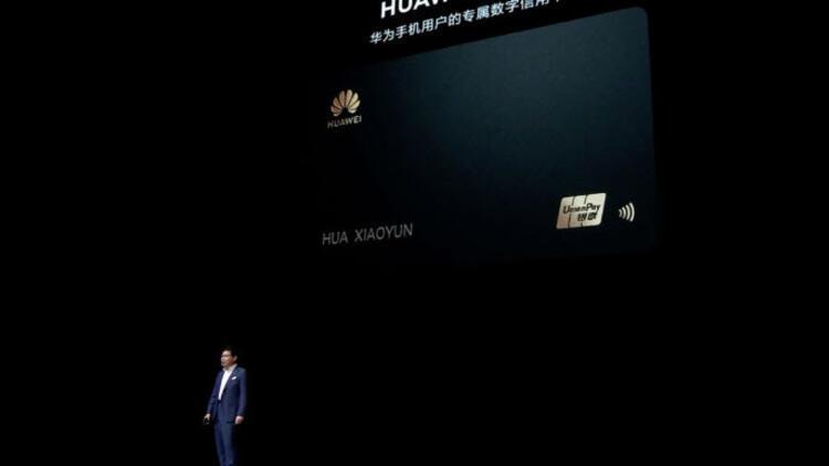 Huawei de kendi kredi kartını çıkarıyor