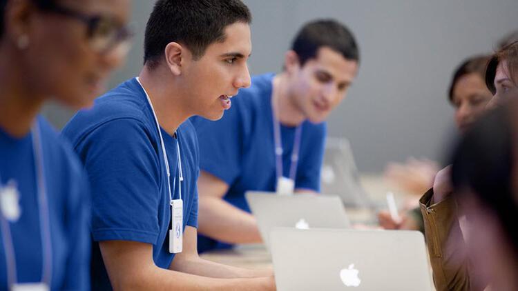 Apple Yetkili Servis Sağlayıcıları kapınıza geliyor