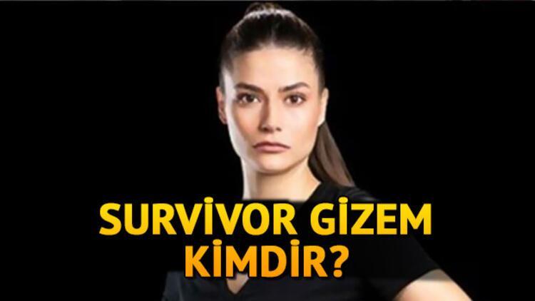 Survivor Gizem kimdir? Survivor 2020 Gizem Birdal kaç yaşında?