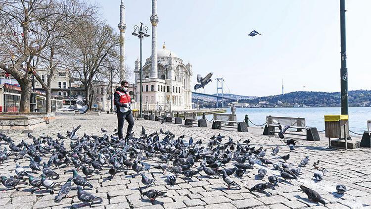 İstanbul bomboş