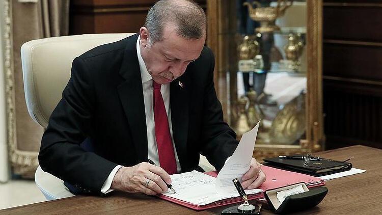 Cumhurbaşkanı Erdoğan'ın onayladı! 14 kanun Resmi Gazete'de…