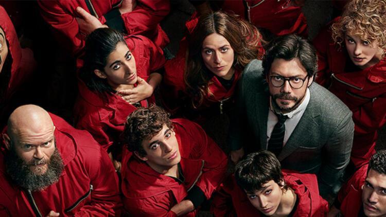 La Casa De Papel'in yeni bölümleri ne zaman yayınlanacak? Gözler 5. sezon tarihinde!