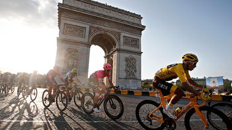 Fransa Bisiklet Turu 29 Ağustos'a ertelendi