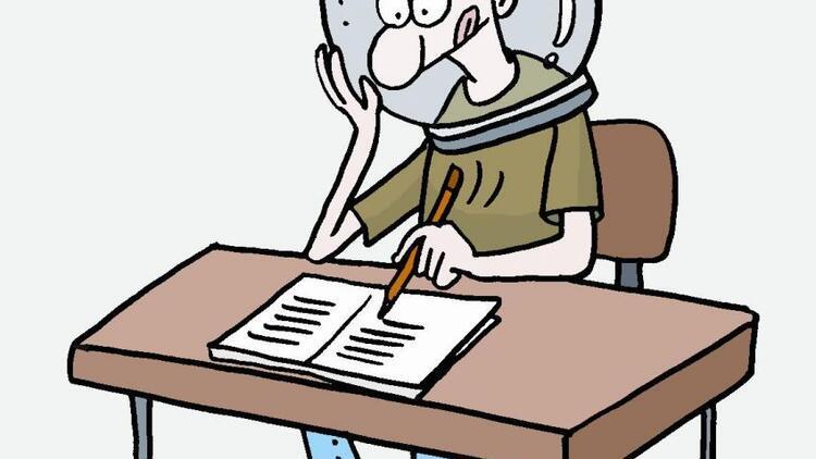 Sınavlarda dikkatsizlik