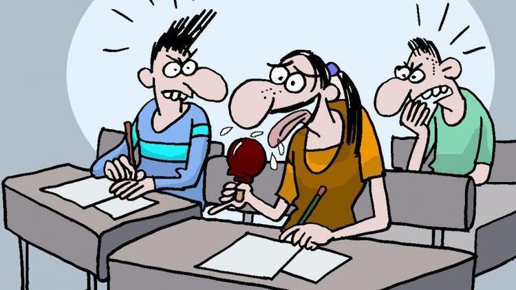 Sınavda nasıl davranmalı?