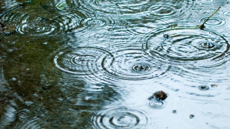 Nisan yağmurları…