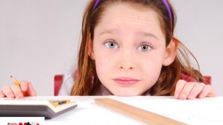 Çocuğunuz sınavlarda başarısız oluyorsa?