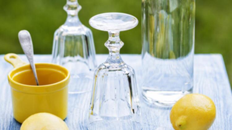 Ev yapımı limonata yapalım mı?