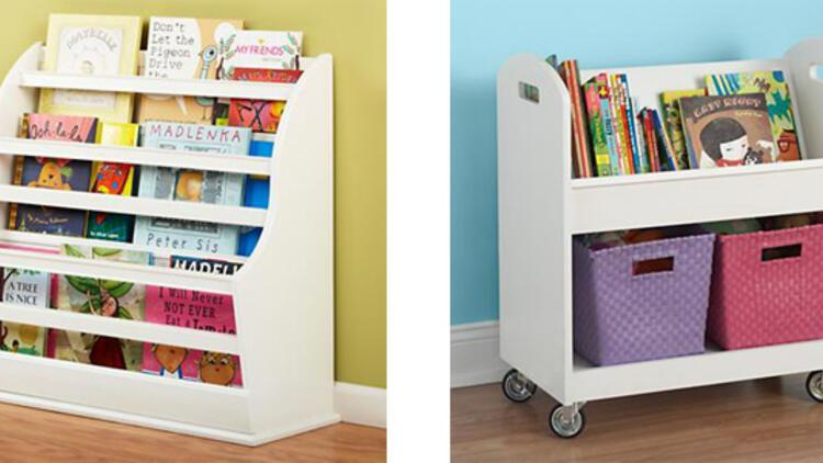 Çocuk odaları için pratik ürünler