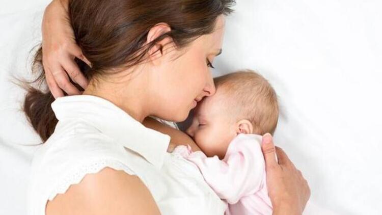 Doğum sonrası kilolarınızdan emzirerek kurtulun