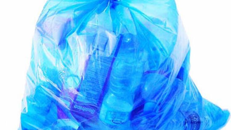 Çöp poşeti deyip geçmeyin!