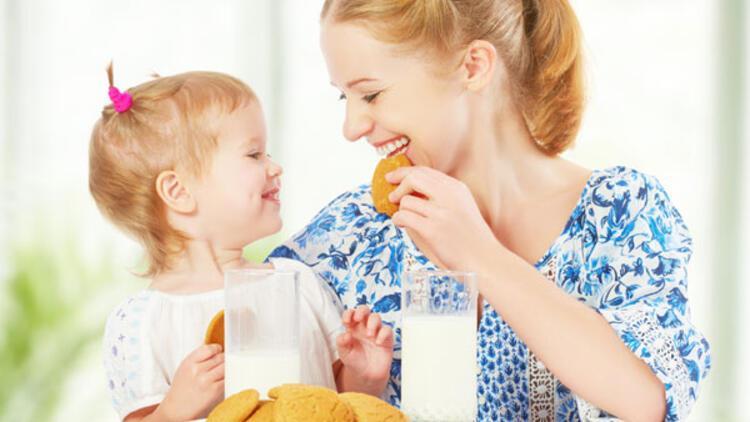 Ev yapımı bebek kurabiyesi tarifi