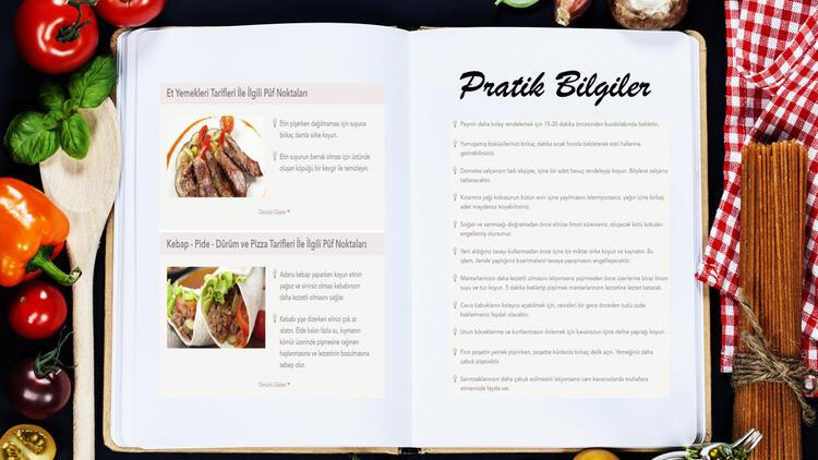 Mutfakta hayatınızı kolaylaştıracak 14 pratik bilgi