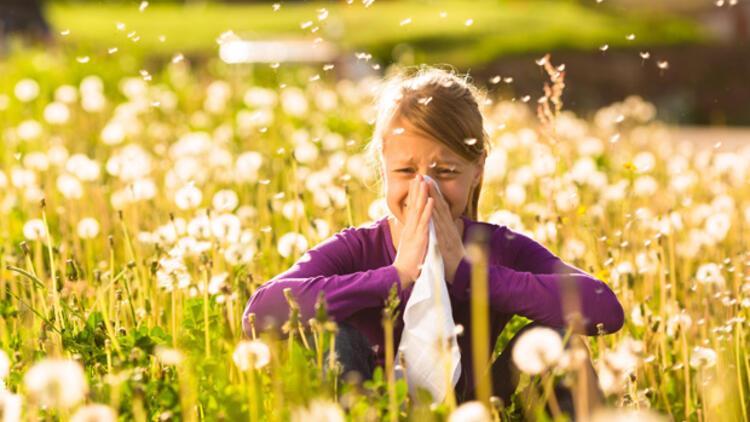 Bahar alerjileri erken başladı