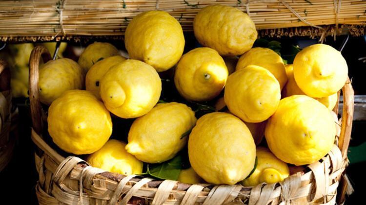 Doğal ilacımız limon
