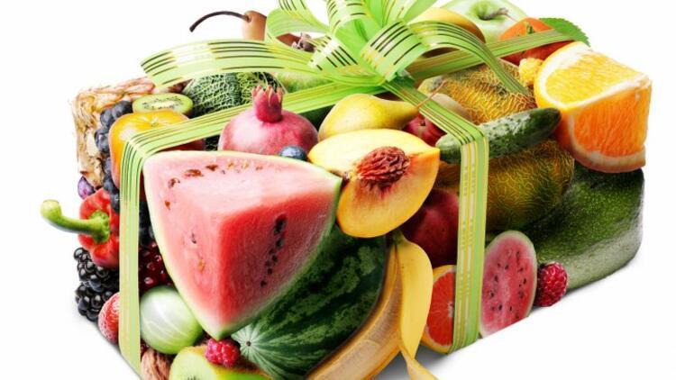 Daha kolay sebze ve meyve tüketmenin 7 yolu