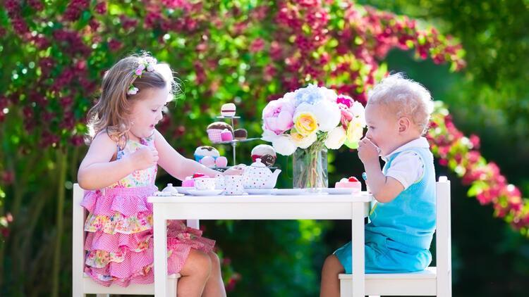Çocuklarla oyun oynamanın püf noktaları