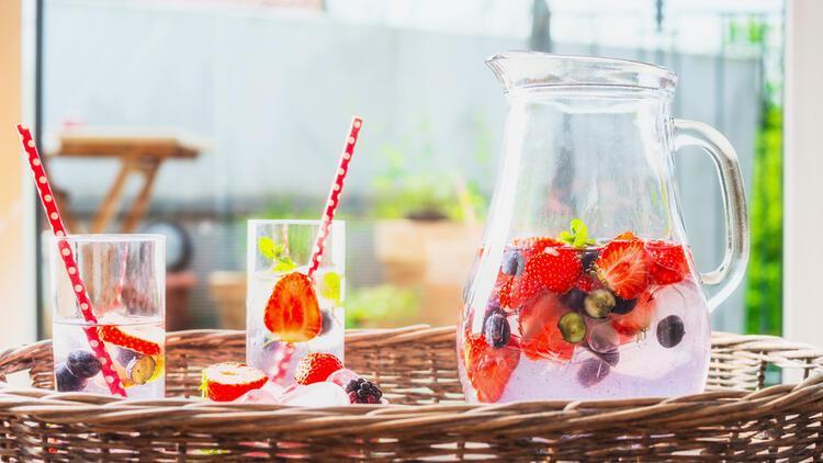 Yaz günleri için serinleten alternatifler