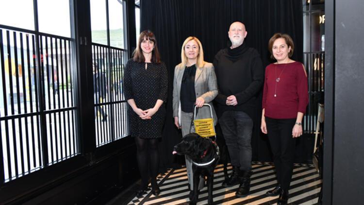 Rehber köpekler görme engellilerin gözleri olmak istiyor