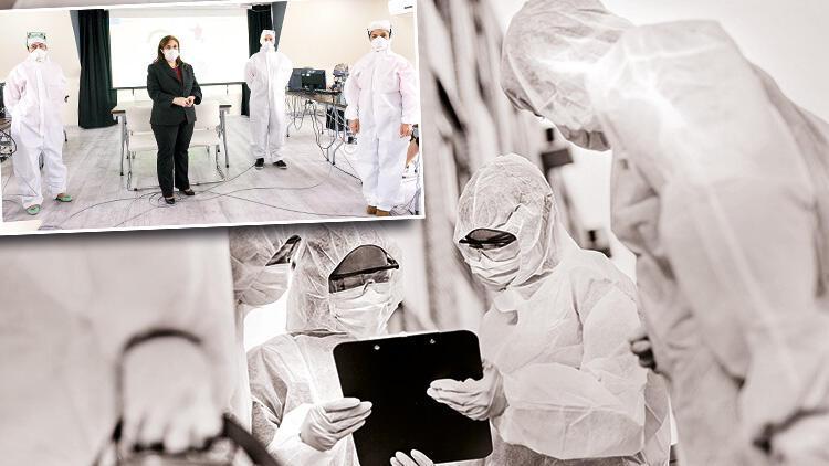 4 bin 600 kişilik 'hayat dedektifleri'.. Virüsün izini sürüyorlar