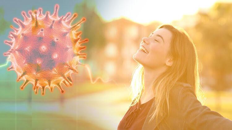 ABD'den Corona Virüsü araştırması: Güneş ışığı Corona Virüsü öldürebiliyor