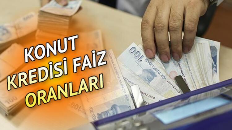 Ziraat Bankası, Vakıfbank, Yapı Kredi konut kredisi faiz oranları ne kadar? İşte konut kredisi hesaplama ekranı