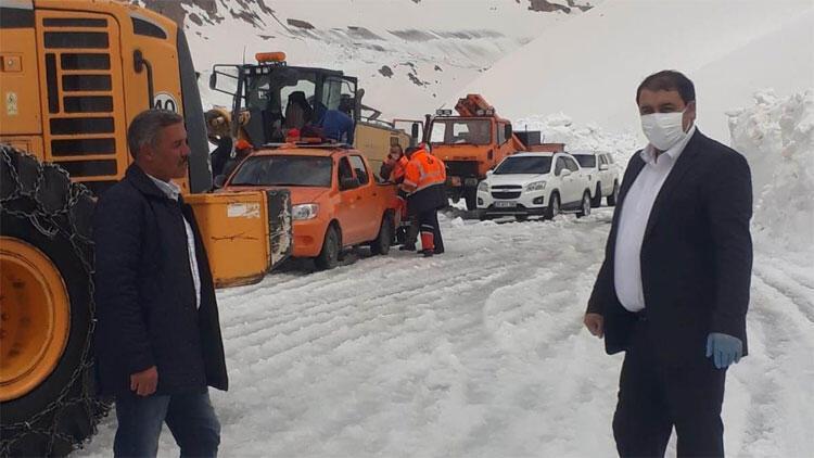 42 kişinin hayatını kaybettiği o yol ulaşıma açıldı