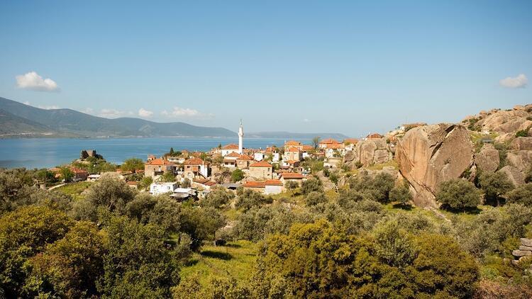 Ay ışığının dünyaya en ihtişamıyla yansıdığı yer: Kapıkırı ve Heraklia Antik Kenti