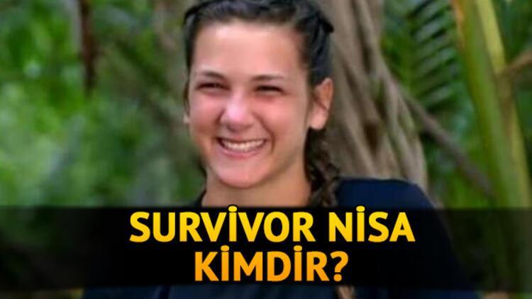 Survivor Nisa kimdir, nereli Survivor 2020 Nisa Bölükbaşı kaç yaşında