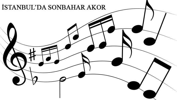Teoman - İstanbul'da Sonbahar akor ve gitar ritimleri