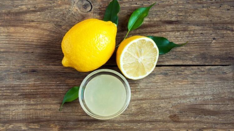 'Mutlaka Her Gün Bir Limon Tüketin'