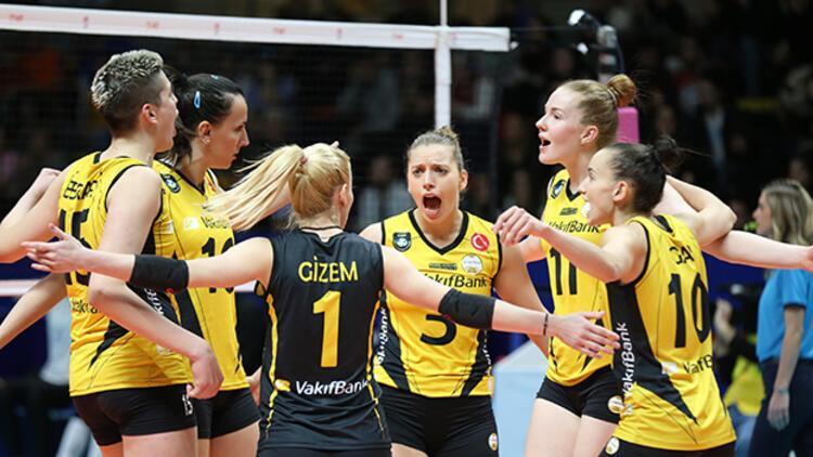 Son dakika: CEV Şampiyonlar Ligi'nde sezon iptal edildi!