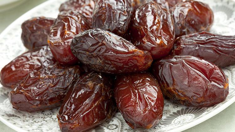 Ramazan zamanı hurma zamanı!