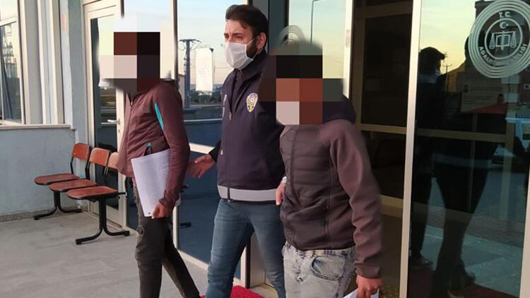 16 yaşındaki 2 hırsızlık şüphelisine 'ev hapsi' cezası