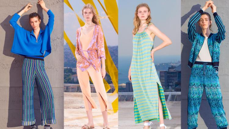 KNITSS İlkbahar/Yaz 2020 Summer and the City Koleksiyonu