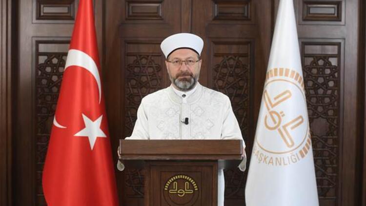 Diyanet İşleri Başkanı Erbaş: '61 bin hocamız resmi olarak Vefa Sosyal Destek Gruplarında çalışıyor'