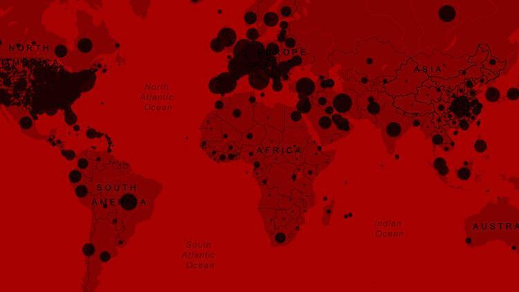 Kovid-19 vaka sayısı dünya genelinde 2 milyon 800 bini aştı
